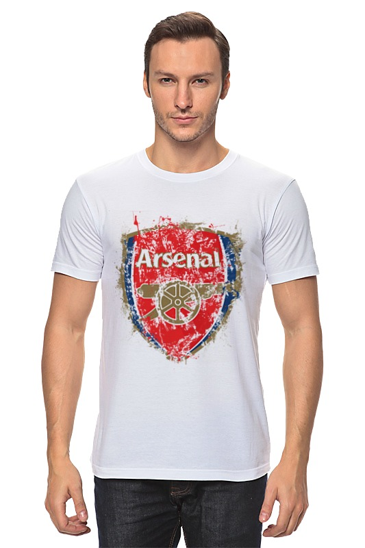 Футболка классическая Printio Арсенал футболка арсенал