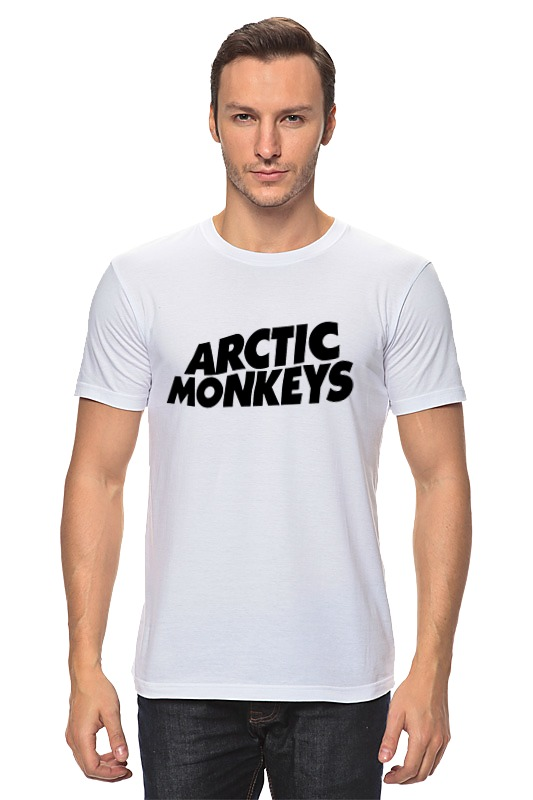 Футболка классическая Printio Arctic monkeys футболка arctic monkeys