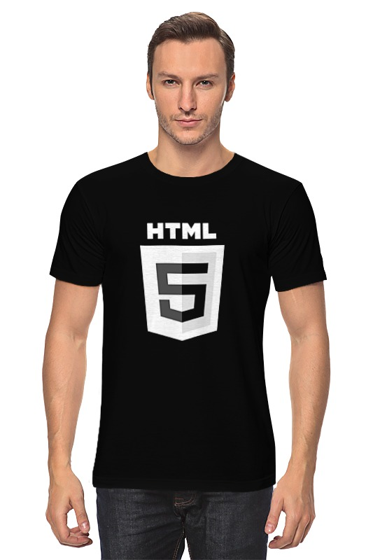 Футболка классическая Printio Dark html5 футболка стрэйч printio dark html5