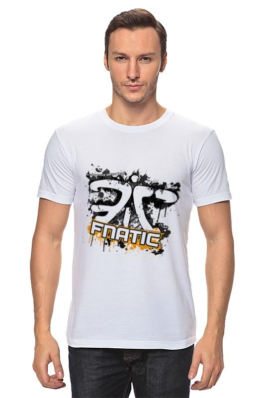 Футболка классическая Printio Fnatic цена