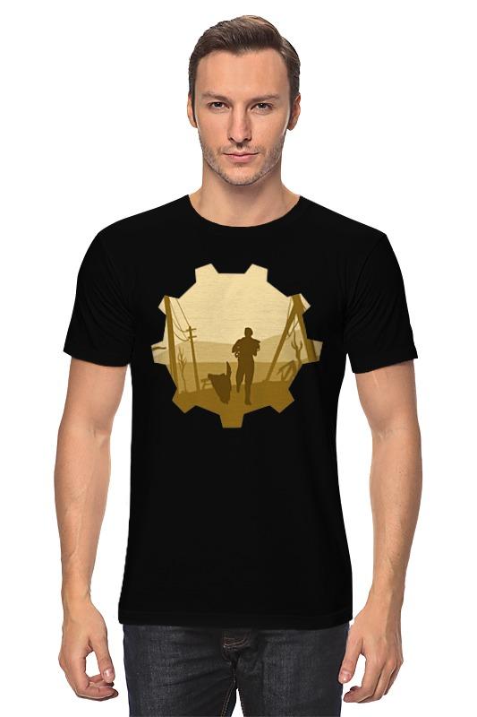 Футболка классическая Printio Vault-tec (fallout) футболка классическая printio fallout фэллаут