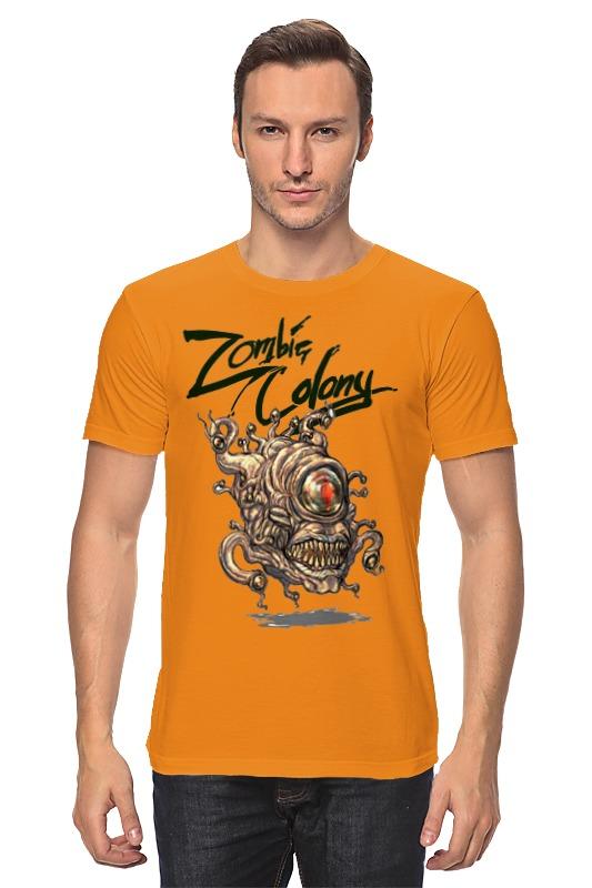 Футболка классическая Printio Зомби цена