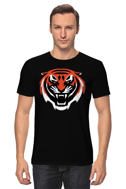 Футболка классическая Printio Тигр (tiger) все цены