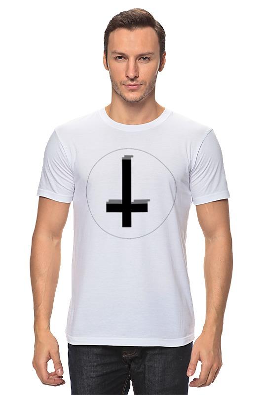 Футболка классическая Printio Крест футболка классическая printio крест