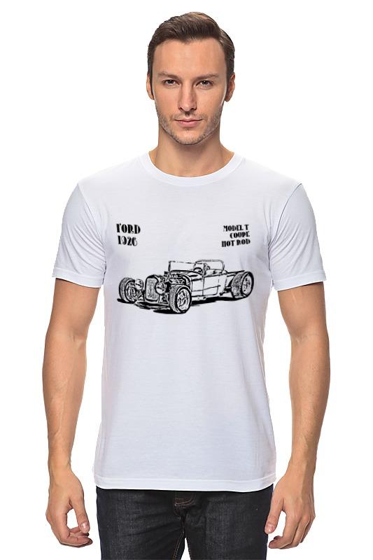 Футболка классическая Printio Ford model t 1926 хочу форд мондэо 2008 года соит ли