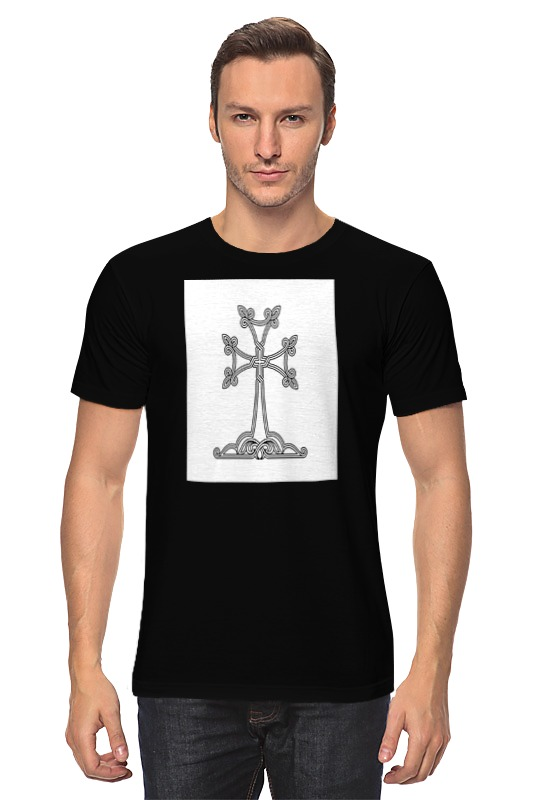 Футболка классическая Printio Армянский крест