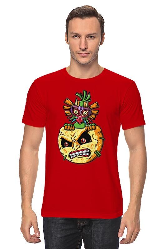 Футболка классическая Printio Маска маджоры (зельда) футболка wearcraft premium printio маска маджоры зельда