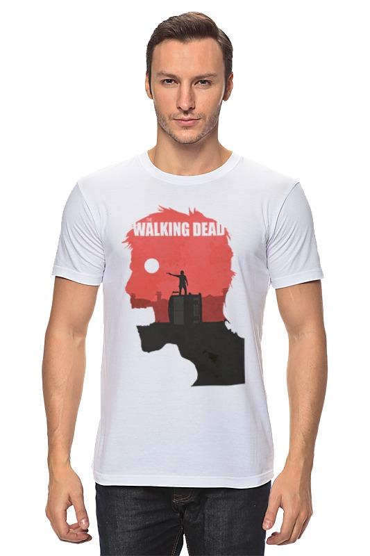 Футболка классическая Printio The walking dead футболка классическая printio the black keys