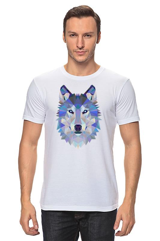 Футболка классическая Printio Wolf (волк) футболка классическая printio lone wolf