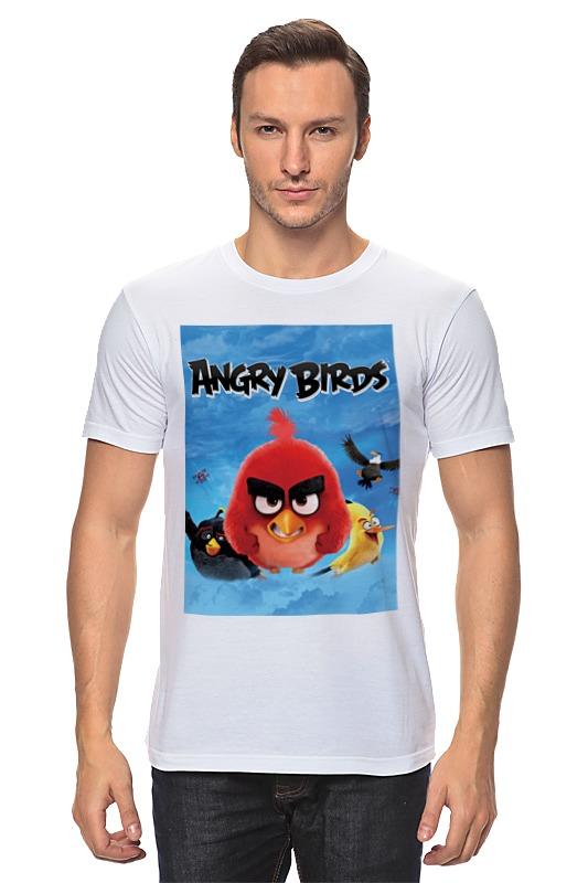 Футболка классическая Printio Engry birds 2016 little birds