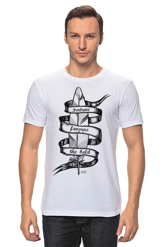 Футболка классическая Printio Fortune t m футболка wearcraft premium printio fortune t m