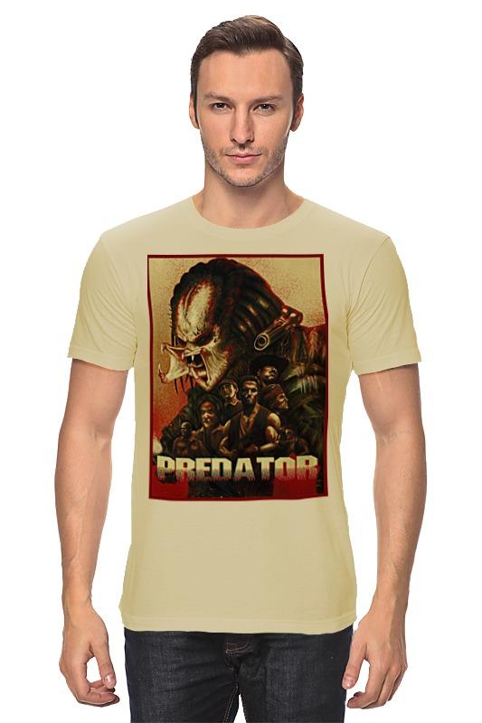Футболка классическая Printio Predator printio футболка стрэйч