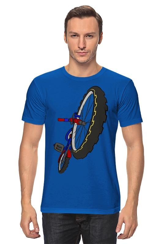 Футболка классическая Printio Велосипед