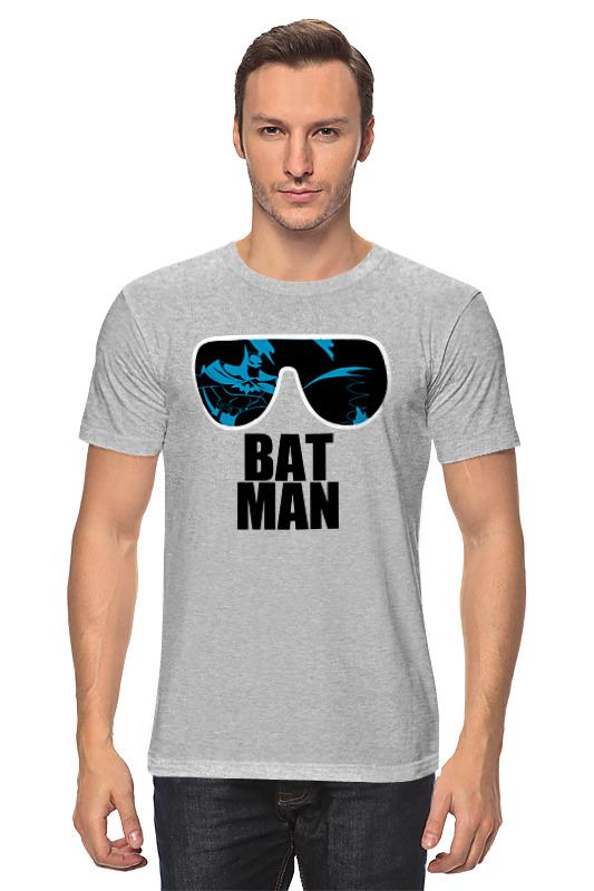 Футболка классическая Printio Бэтмен printio футболка стрэйч