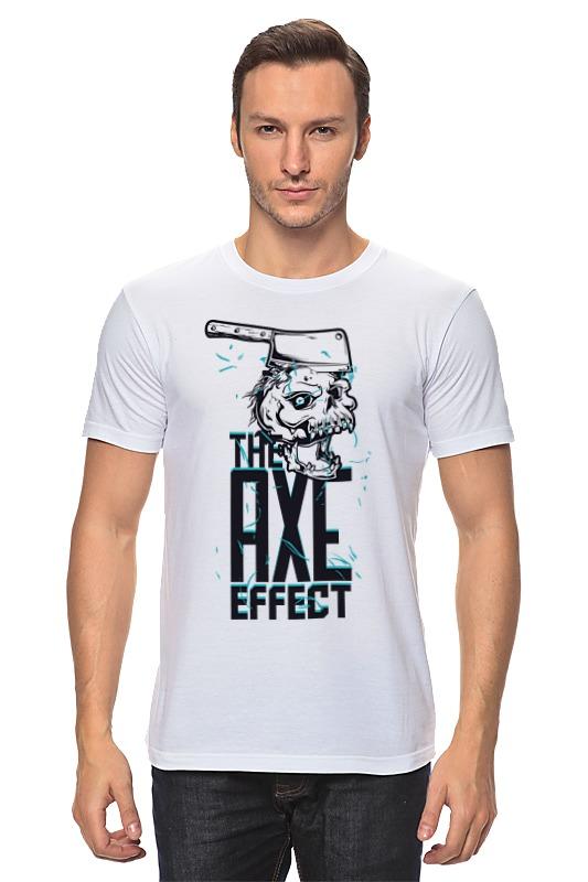 Футболка классическая Printio The axe effect футболка классическая printio the black keys