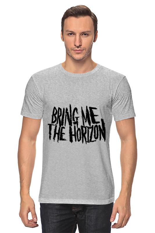Футболка классическая Printio Bring me the horizon футболка для беременных printio bring me the horizon