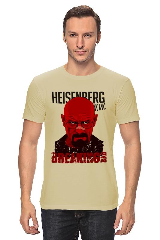 Printio Heisenberg red цена