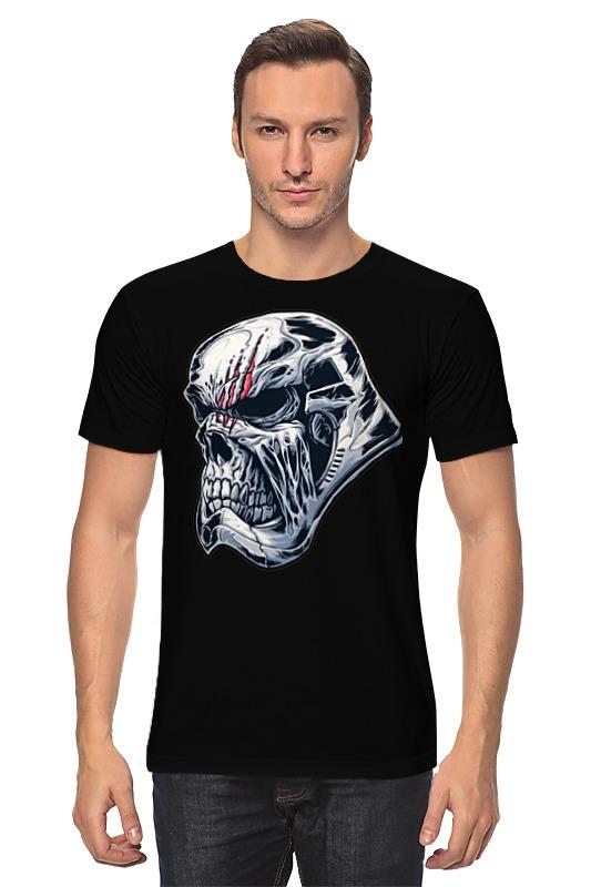 Футболка классическая Printio Star wars undead stormtrooper / штурмовик футболка классическая printio r2 d2 star wars