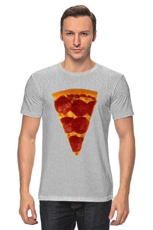 Футболка классическая Printio Pizza playing for pizza