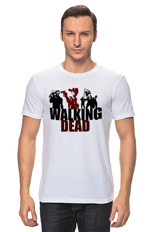 Футболка классическая Printio Ходячие мертвецы футболка классическая printio ходячие мертвецы the walking dead