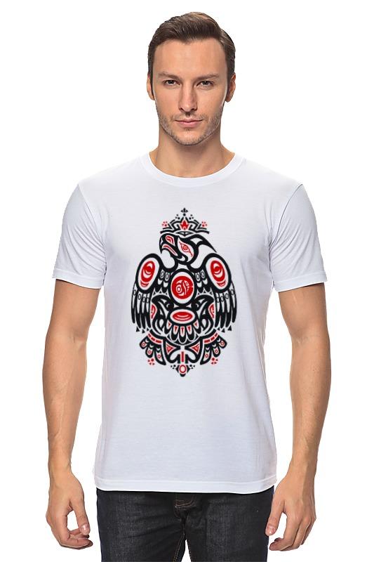 Футболка классическая Printio Полинезийский орел футболка print bar имперский золотой орел