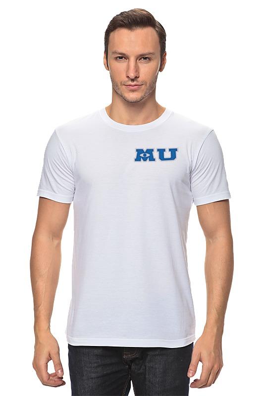 Футболка классическая Printio Monsters university футболка классическая printio monsters university