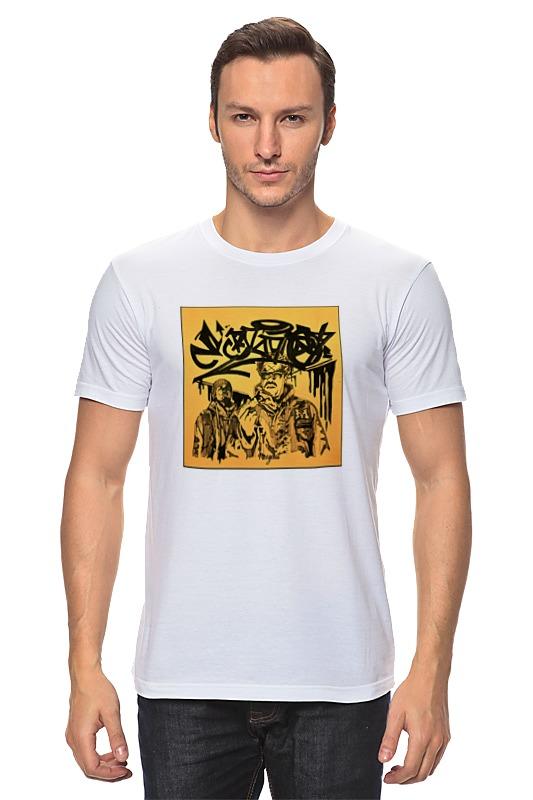 Футболка классическая Printio Underground2 футболка классическая printio 62 2% в саратове