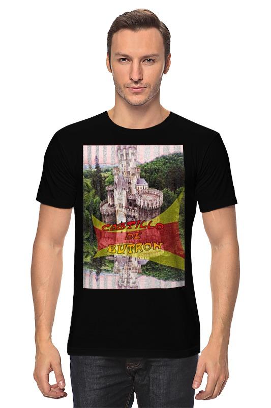 Printio Замки испании. замок бутрон футболка wearcraft premium printio замки испании замок бутрон