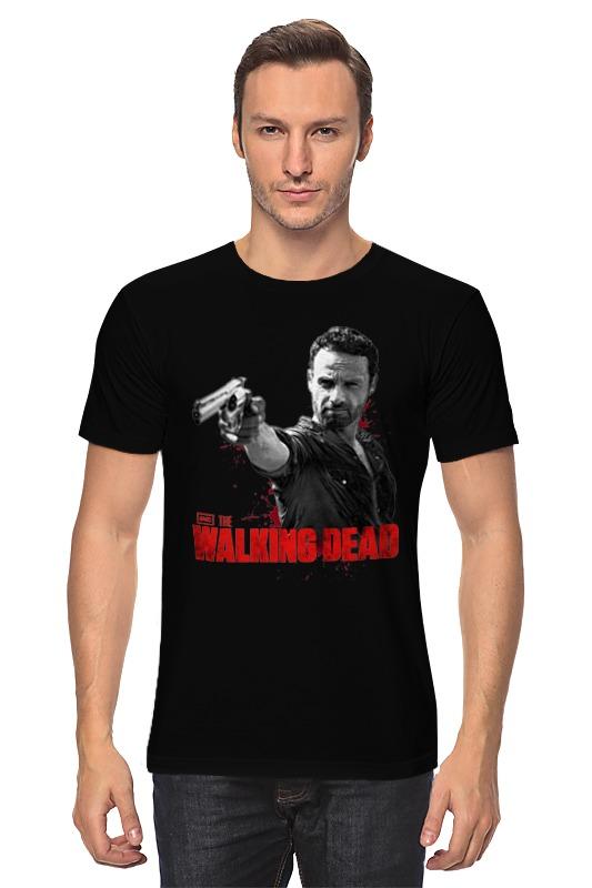 Футболка классическая Printio Walking dead футболка классическая printio walking dead