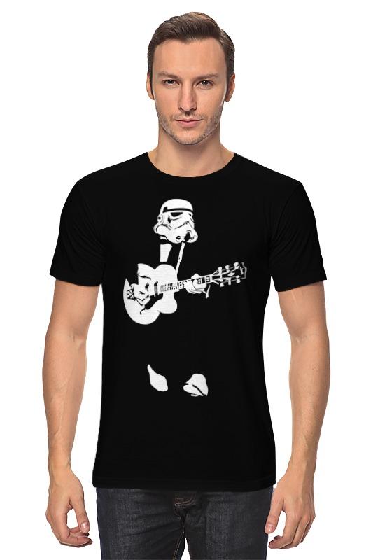 Printio Штурмовик с гитарой детская футболка классическая унисекс printio штурмовик с гитарой