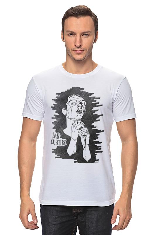 Printio Ian curtis футболка wearcraft premium printio ian curtis