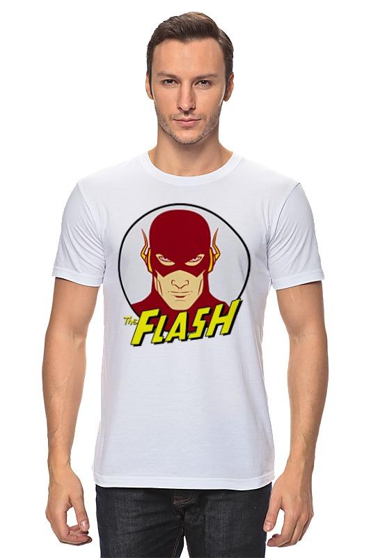 Фото - Футболка классическая Printio Флэш (молния) футболка классическая printio флэш
