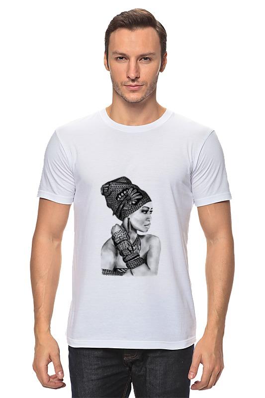 Футболка классическая Printio Модные браслеты муж жен оникс strand браслеты сова винтаж браслеты белый черный назначение повседневные на выход