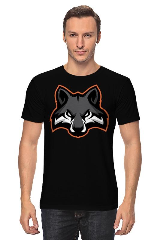 Футболка классическая Printio Wolf / волк футболка классическая printio lone wolf