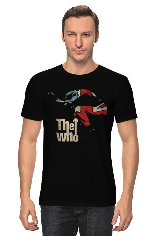 Футболка классическая Printio The who