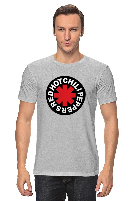 Футболка классическая Printio Для фаната red hot chili peppers футболка классическая printio для фаната red hot chili peppers