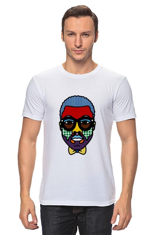 Футболка классическая Printio Kanye west футболка классическая printio k jah west radio