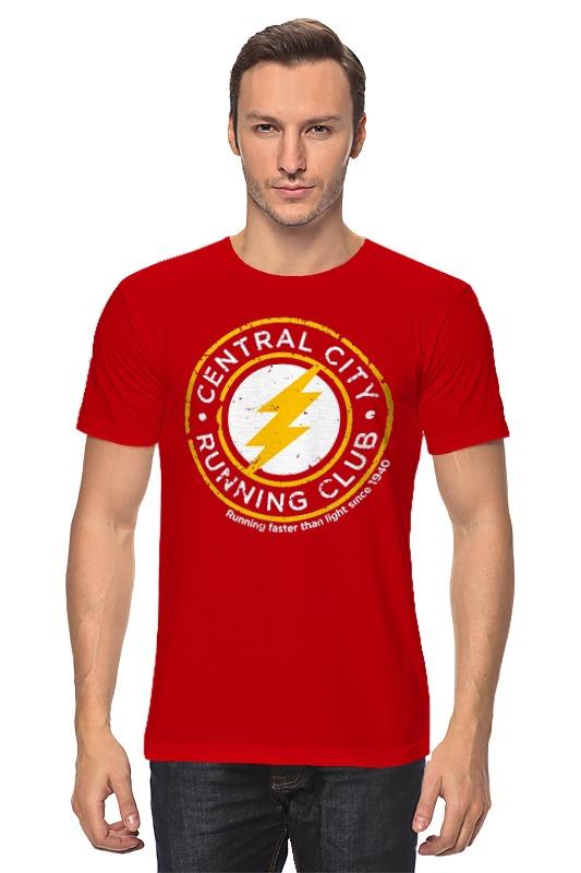 Printio The flash (молния) футболка классическая printio flash молния