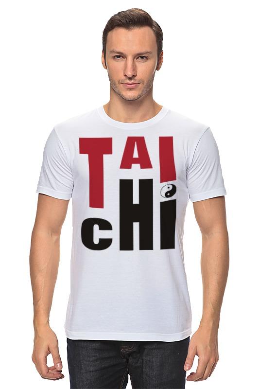 Футболка классическая Printio Тайчи футболка стрэйч printio тайчи