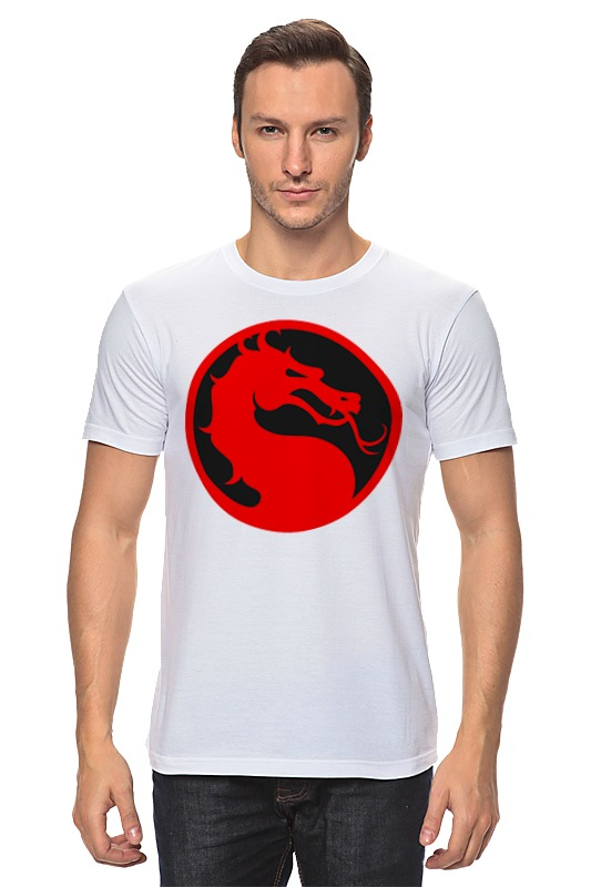 Футболка классическая Printio Смертельная битва футболка print bar битва волков