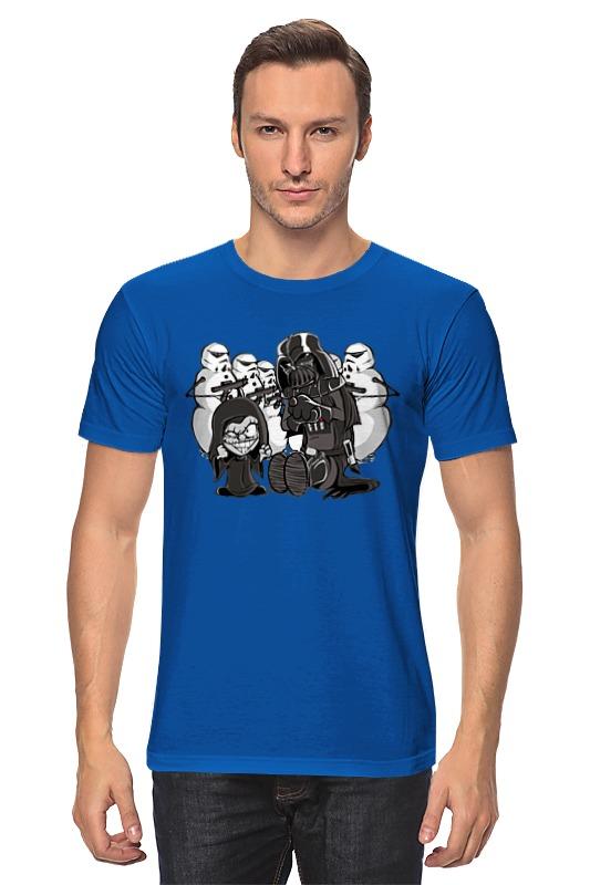 Футболка классическая Printio Звездные войны (star wars) футболка классическая printio r2 d2 star wars