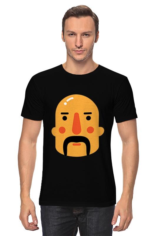 Футболка классическая Printio Борода iv футболка joma футболка elite iv