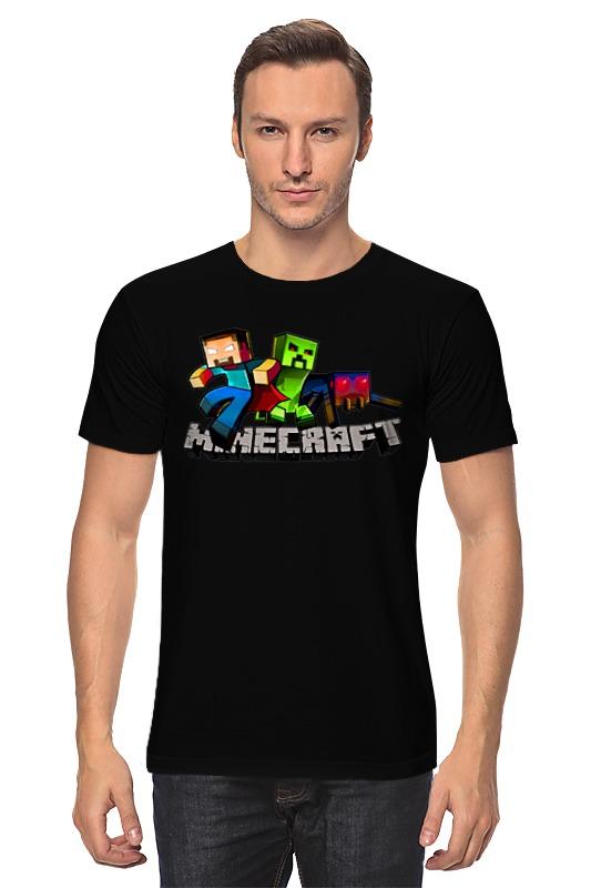 Printio Minecraft - майнкрафт цена 2017