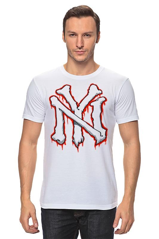 Футболка классическая Printio Нью йорк футболка нью йорк для симс 3
