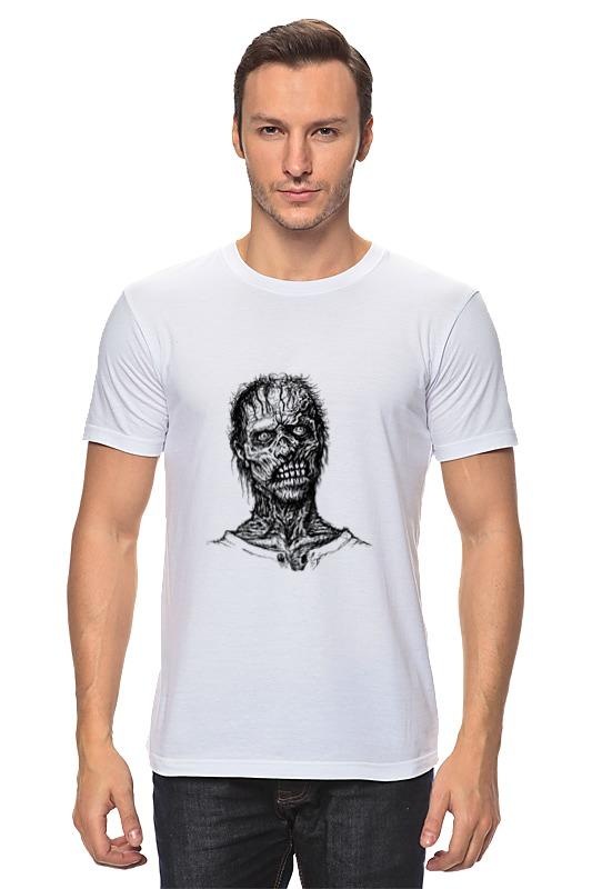 Футболка классическая Printio Zombie art футболка классическая printio zombie monkey