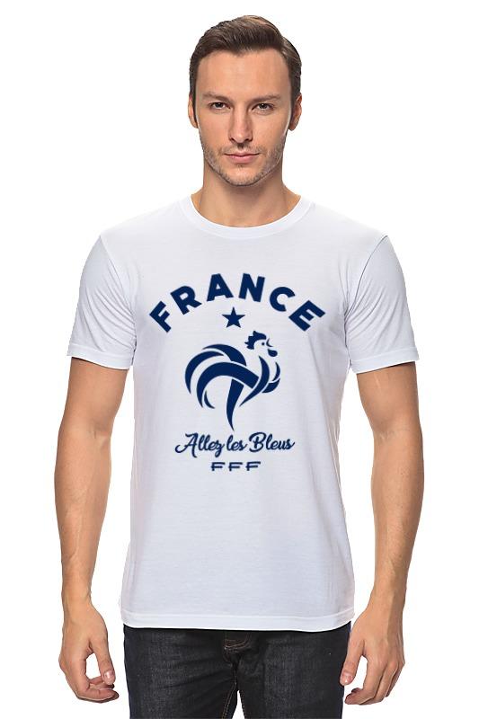 Футболка классическая Printio Сборная франции
