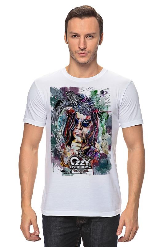 Футболка классическая Printio Ozzy osbourne детская футболка классическая унисекс printio ozzy osbourne