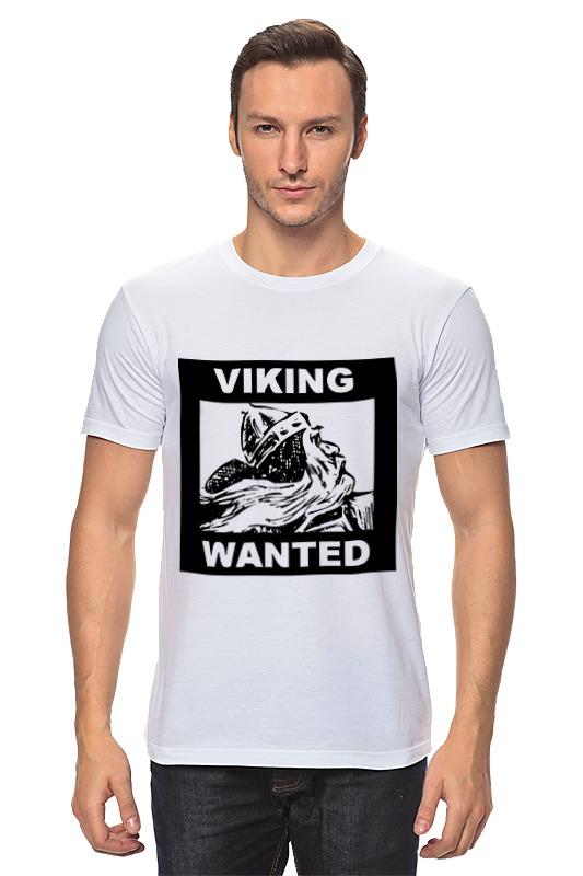 Футболка классическая Printio Ищем викинга! топор викинга в подарок