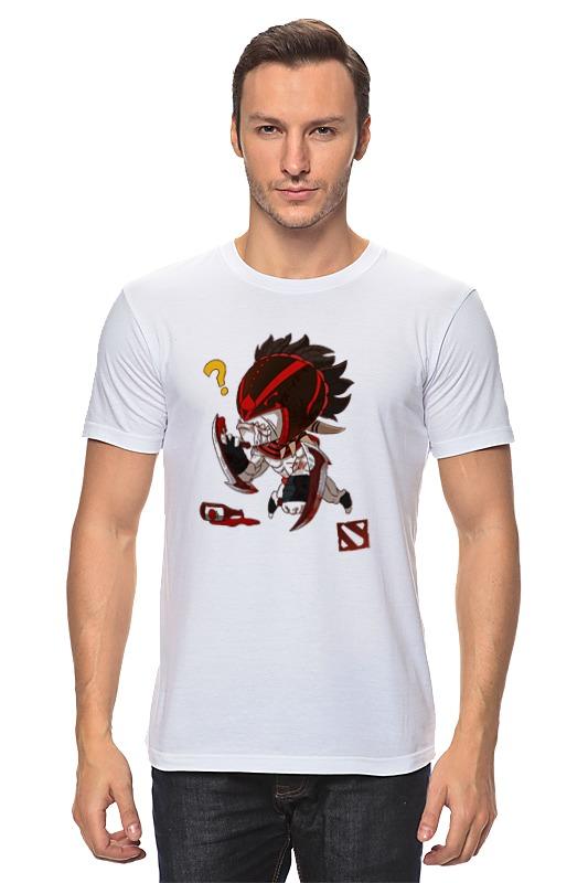 Футболка классическая Printio Dota 2 bloodseeker футболка классическая printio dota 2 templar assassin