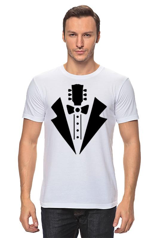 Футболка классическая Printio -галстук